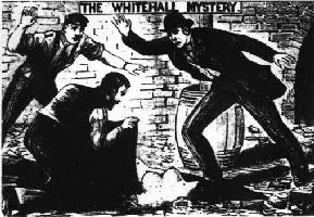 Whitehall murder school illustration
