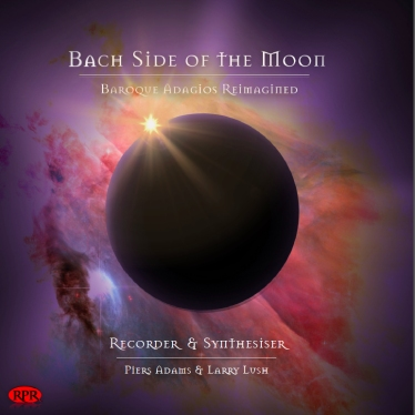 CD cover Bach Side of the Moon blog