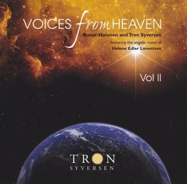 CD cover of Voices From Heaven Vol