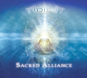 Sacred Alliance CD cover (Anima)