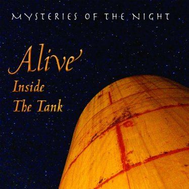 cover photo for Alive Inside The Tank blog